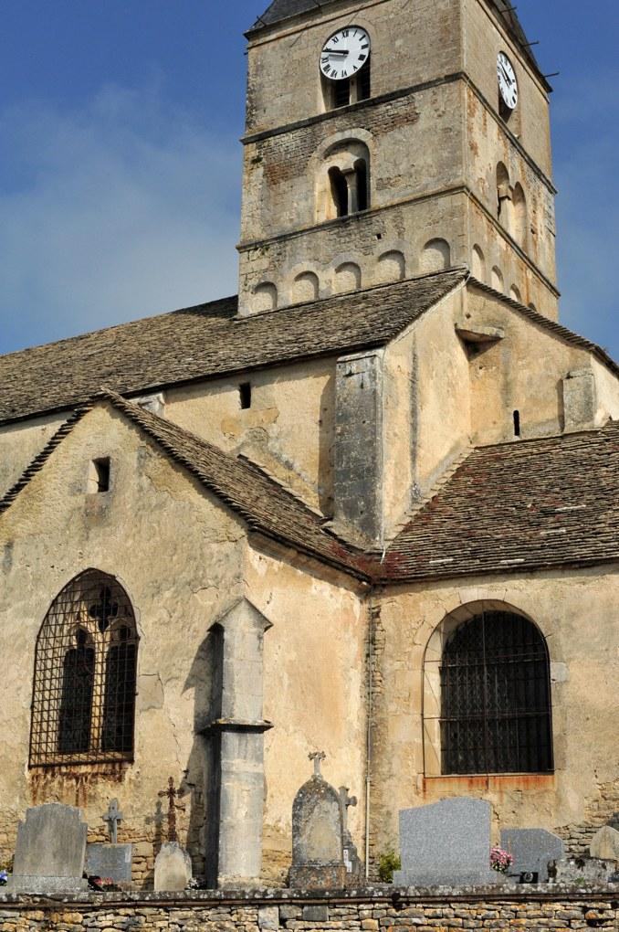 Bussy-le-Grand - Eglise Saint-Antonin (partiellement des XIIe et XVe siècles)