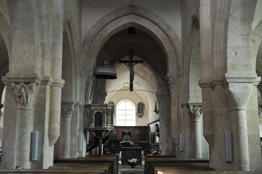 Bussy-le-Grand - Eglise Saint-Antonin (XIIe siècle)
