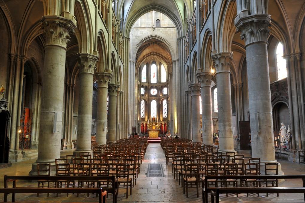 Dijon - Eglise Notre-Dame (v. 1220-1240)