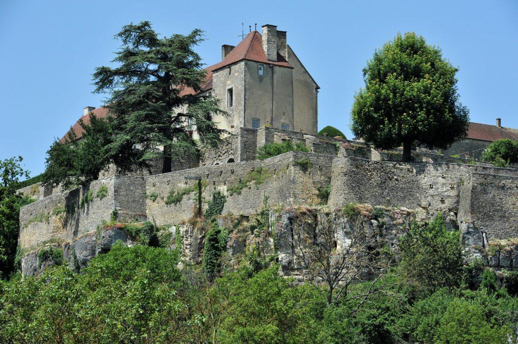 Frôlois - Le château