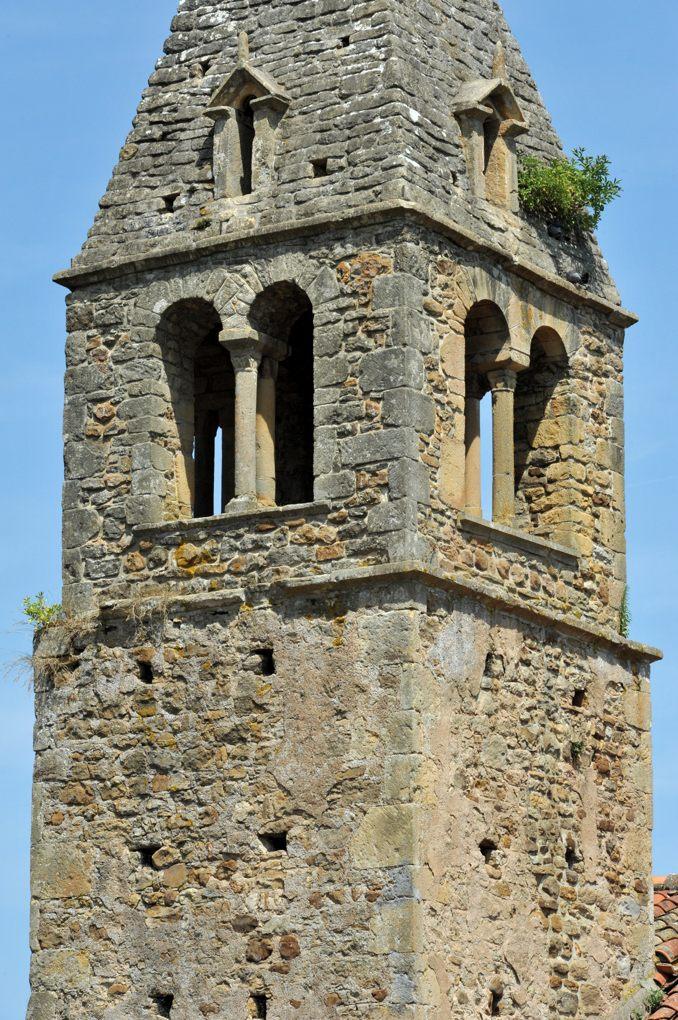Saint-Maurice-lès-Châteauneuf - Eglise Saint-Maurice (XIIe siècle)
