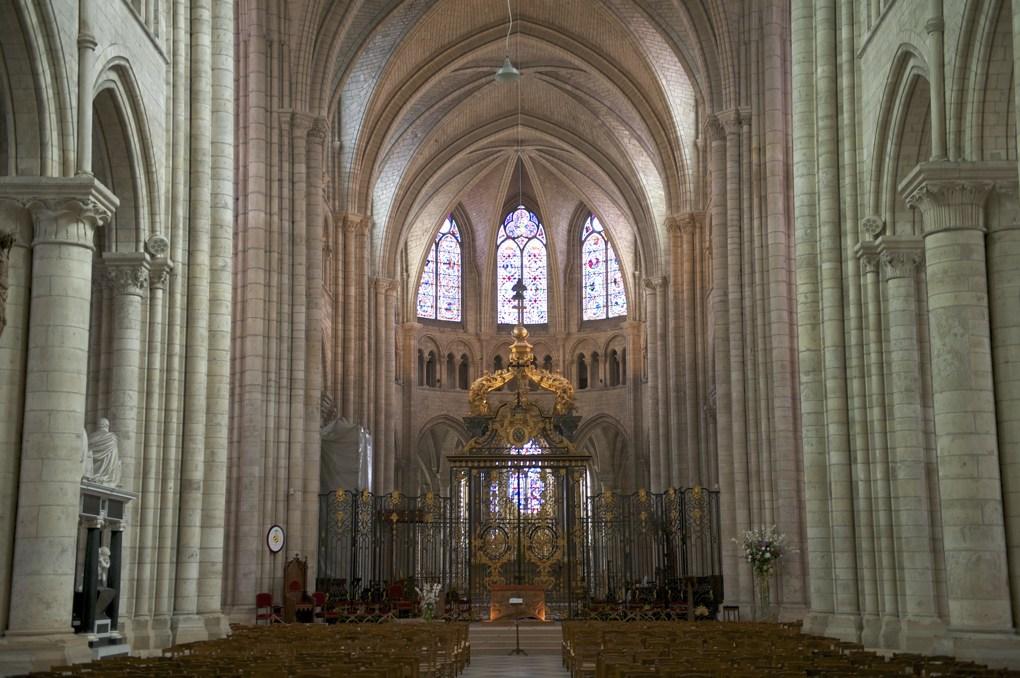 Sens - Cathédrale (XIIe-XIVe siècle)