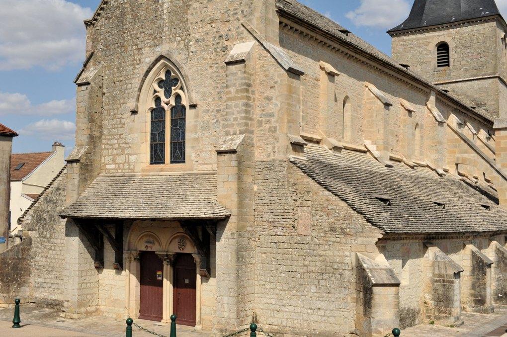 Talant - Eglise Notre-Dame (XIIIe-XIVe siècle)