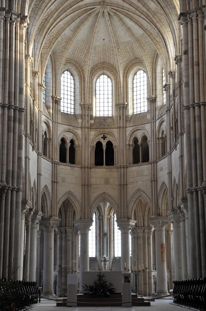 Vézelay - Le sanctuaire