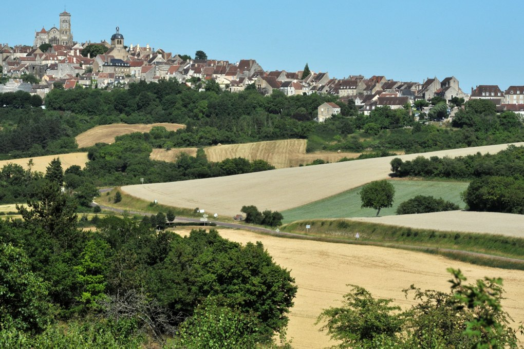 Vézelay - Le village