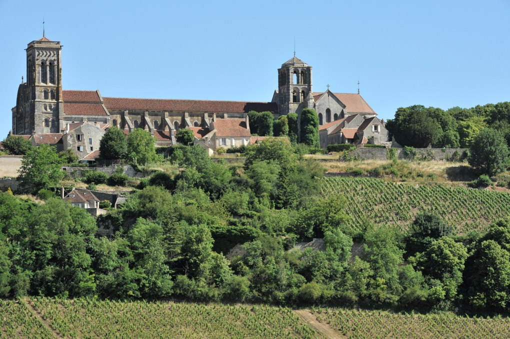 Vézelay - Abbatiale Sainte-Marie-Madeleine