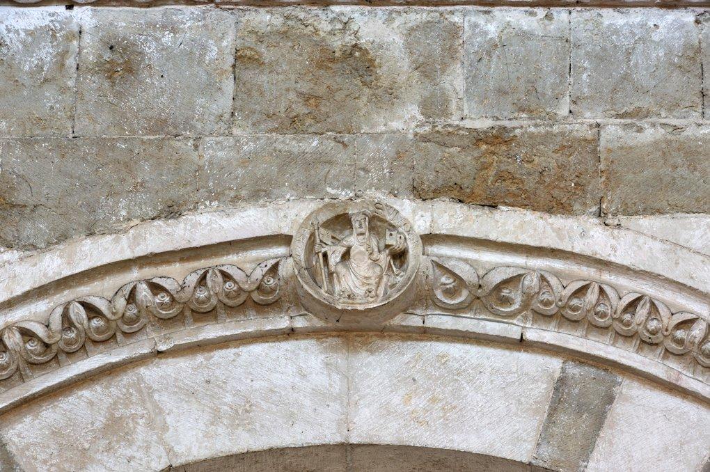 Vézelay - médaillon