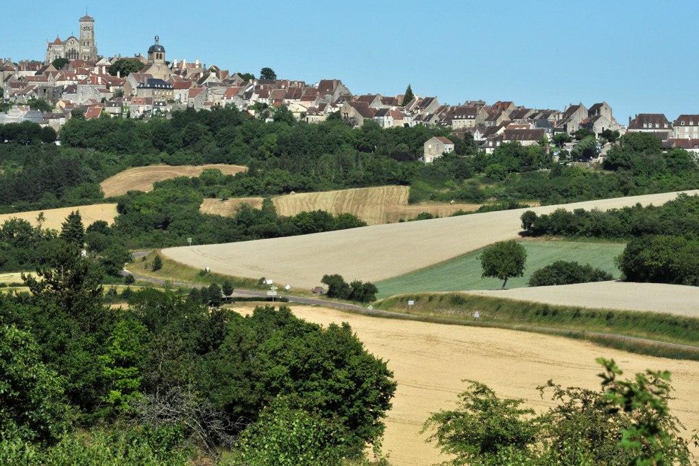 Vézelay - Le village
