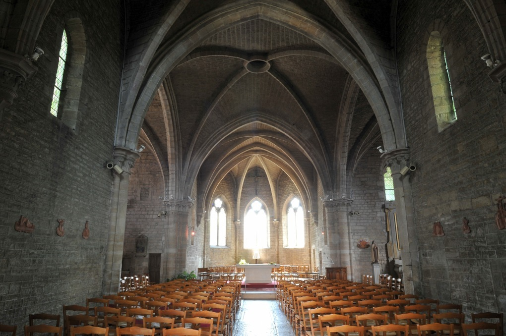 Beaune - Eglise Saint-Nicolas (fin XIIe-XVe siècle)