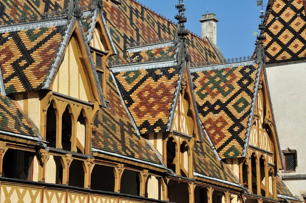 Dijon - Les Hospices (1443-1451)