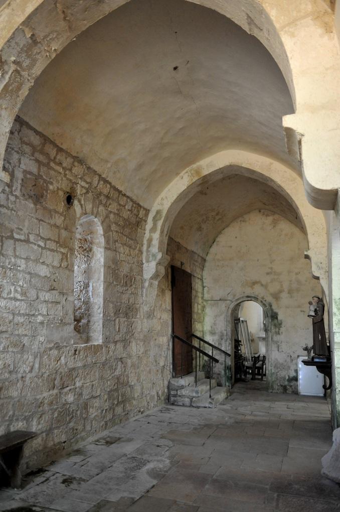 Bure-les-Templiers - Eglise Saint-Julien : un collatéral
