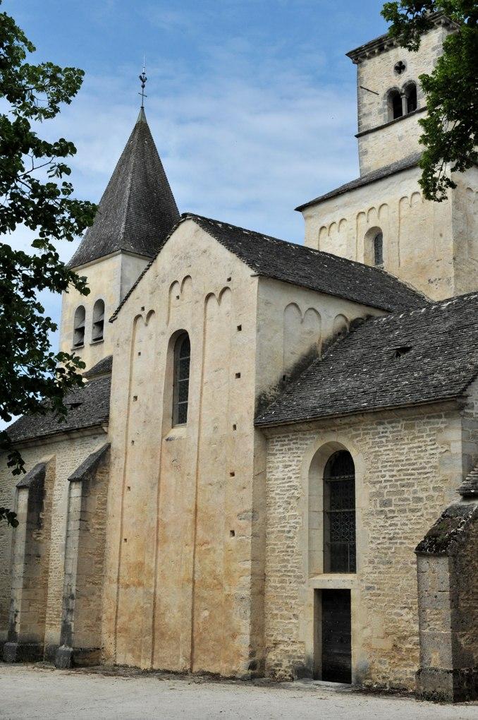 Châtillon-sur-Seine - Eglise Saint-Vorles (XIe siècle) - Bas-côté sud