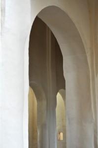Châtillon-sur-Seine - Eglise Saint-Vorles (XIe siècle) - La nef