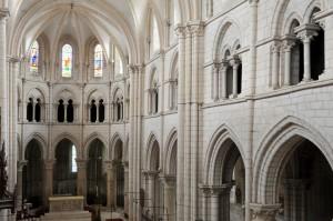Chablis (89) - Collégiale Saint-Martin (fin XIIe-début XIIIe siècle)