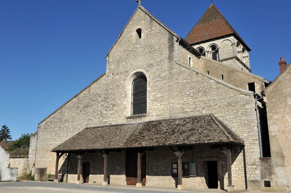 Chagny - Eglise Saint-Martin (XIIe-XVe siècle)