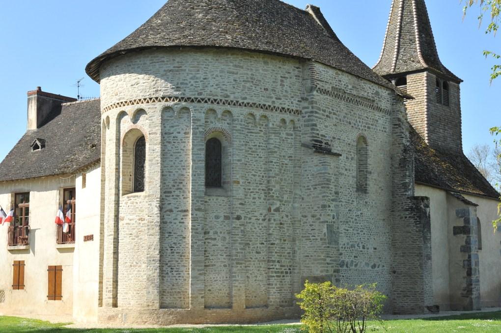 Combertault - Eglise Saint-Hippolyte (v. 1030)