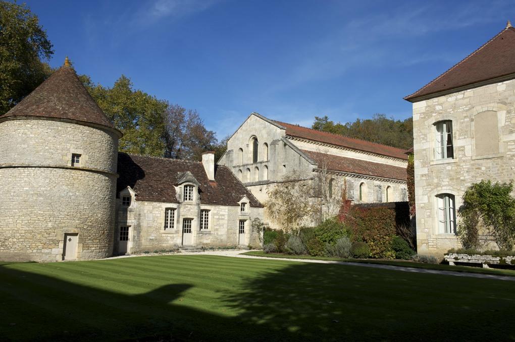 Montbard - Abbaye de Fontenay