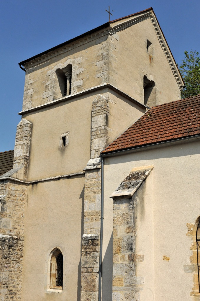 Missery - Eglise Saint-Michel (XIIe-XVe siècle) : clocher