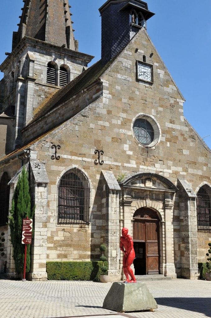 Nolay - Eglise Saint-Martin (XVe siècle)