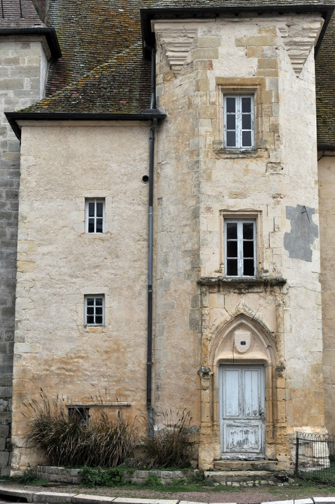 Prémery - Château - Le logis (1508)
