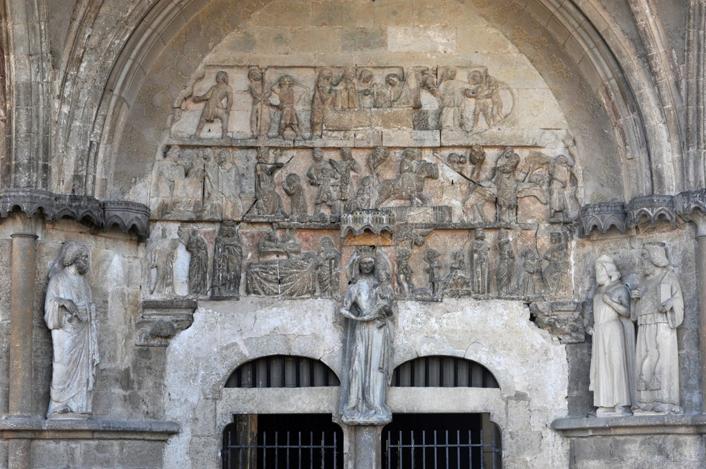 Rougemont - Le portail