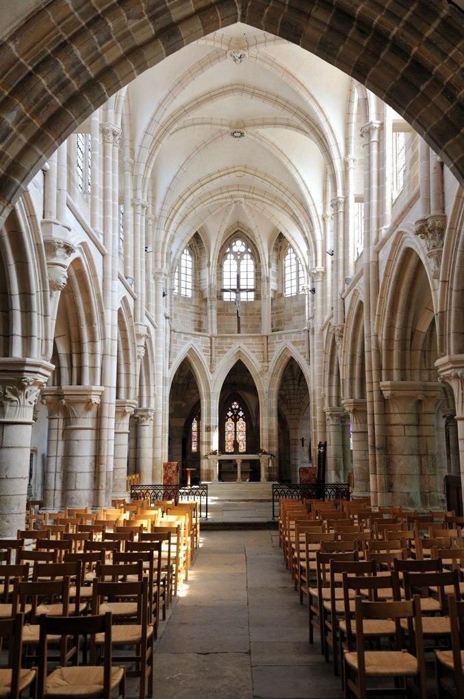 Saint-Père-sous-Vézelay - Eglise Notre-Dame (XIIIe siècle)