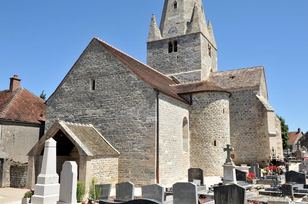 Thoisy-le-Désert - Eglise Saint-Maurice
