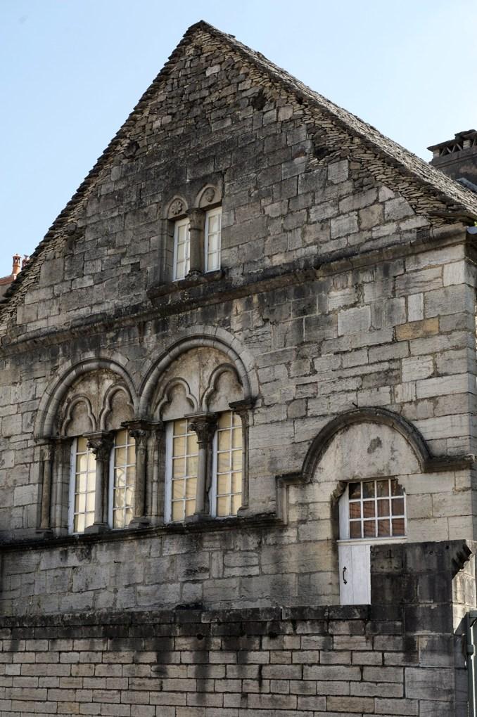 Vitteaux - Maison Bélime (v. 1230)