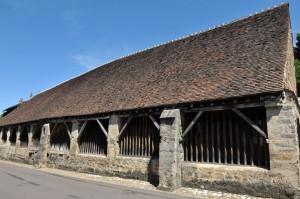 Vitteaux - Halles du XIVe siècle