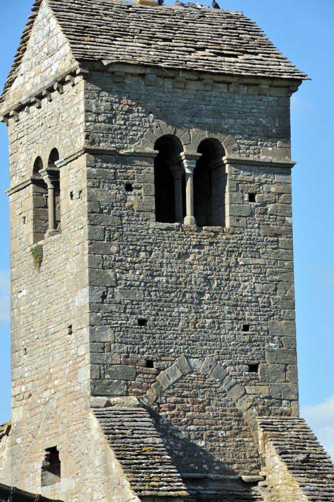 Givry - Chapelle de l'ancienne léproserie (XIIe siècle)