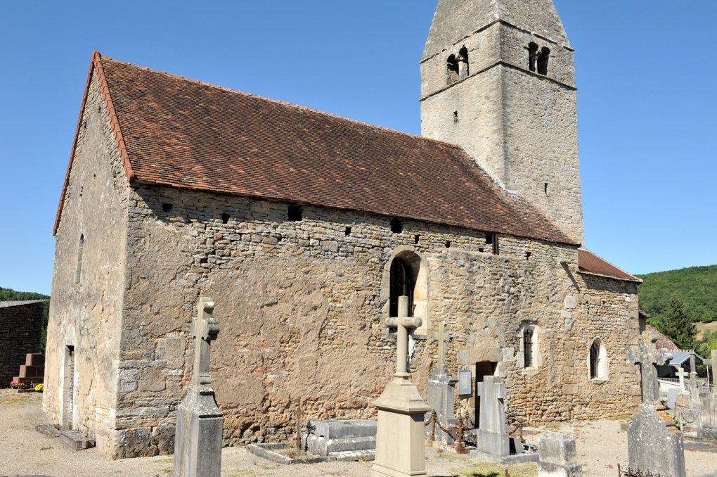 Chamilly - Eglise Saint-Pierre-et-Saint-Paul (XIIe siècle)