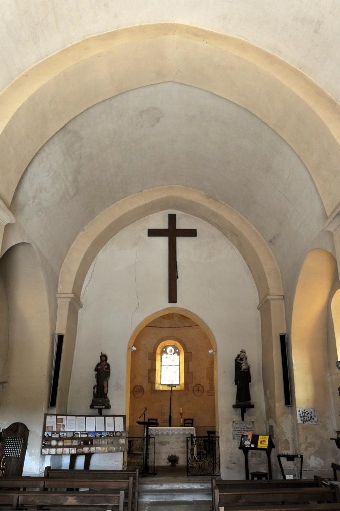 Germagny - Eglise de l'Assomption (XIIe siècle)
