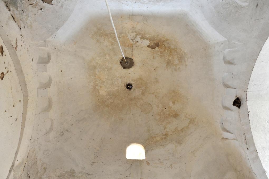 Chapaize - Eglise Notre-Dame du prieuré de Lancharre - Croisée du transept (v. 1150)