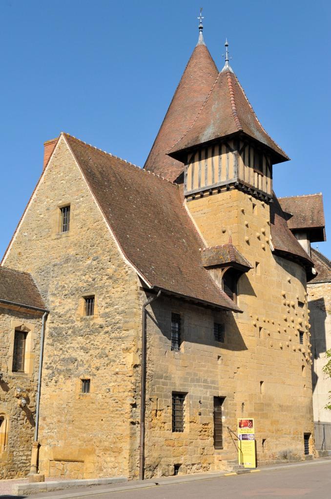 Marcigny - Tour du Moulin (fin du XVe siècle)