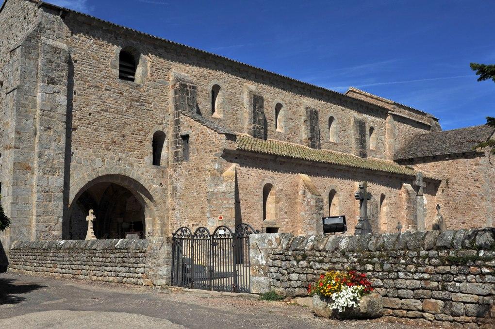 Mont-Saint-Vincent - Eglise-Saint-Vincent (XIIe siècle)