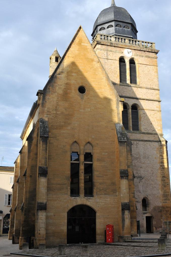 Paray-le-Monial - Tour Saint-Nicolas