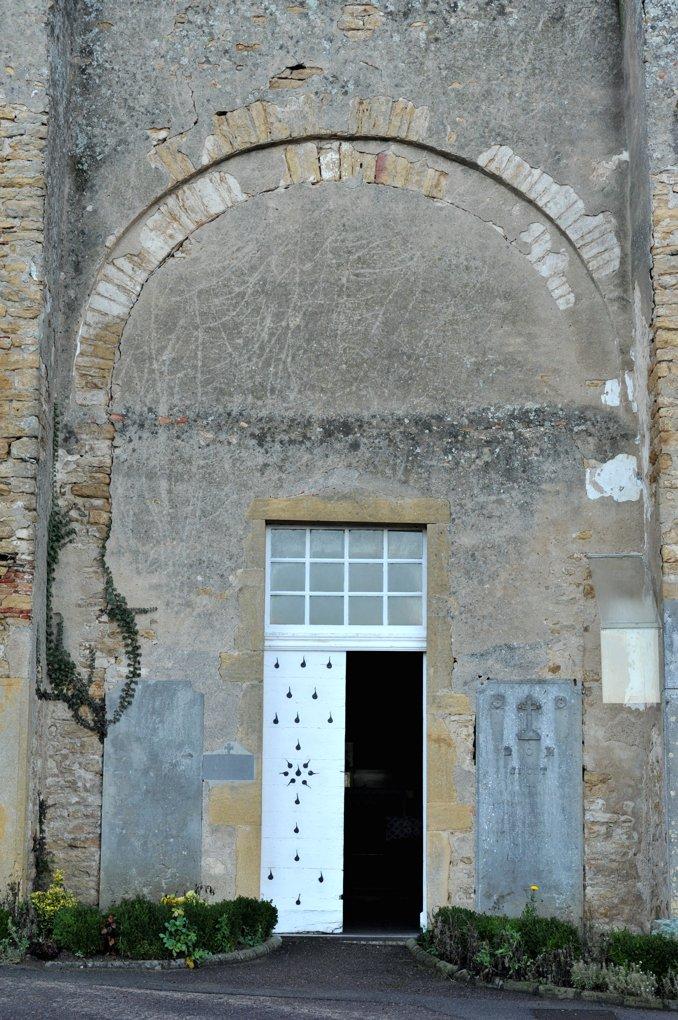 Paray-le-Monial - Chapelle Notre-Dame (v. 1100 ?)