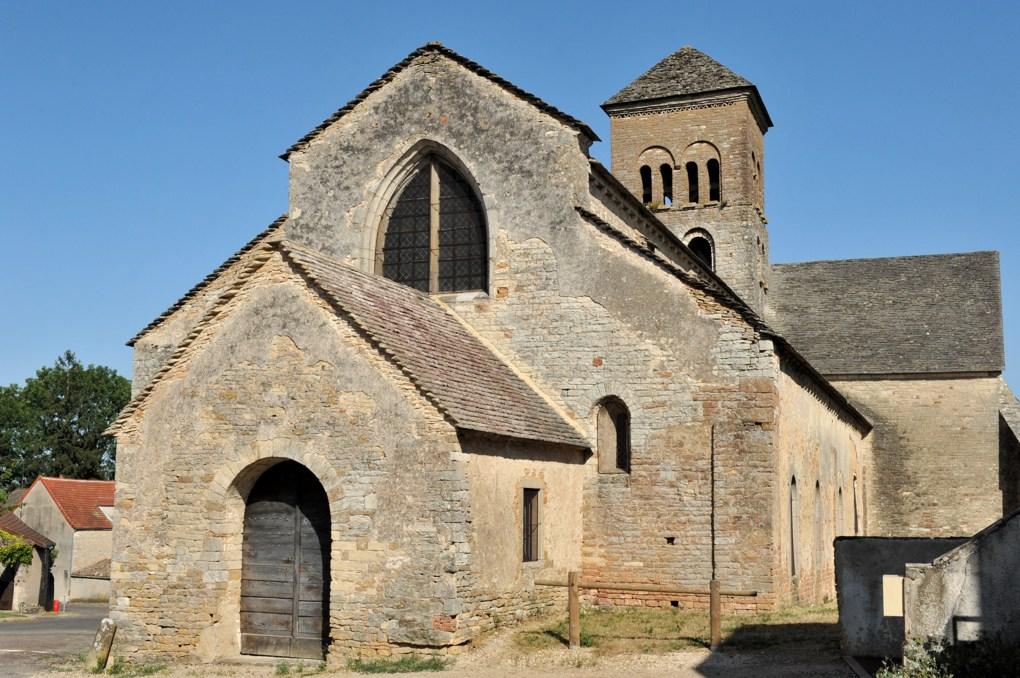 Sennecey-le-Grand - Eglise Saint-Julien (XIe-XIVe siècle)