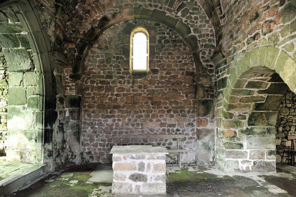 Saint-Bérain-sur-Dheune - Chapelle romane (XIe-XVe siècle)