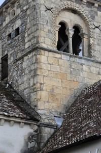 Fleury-sur-Loire - Eglise Saint-Julien - Clocher
