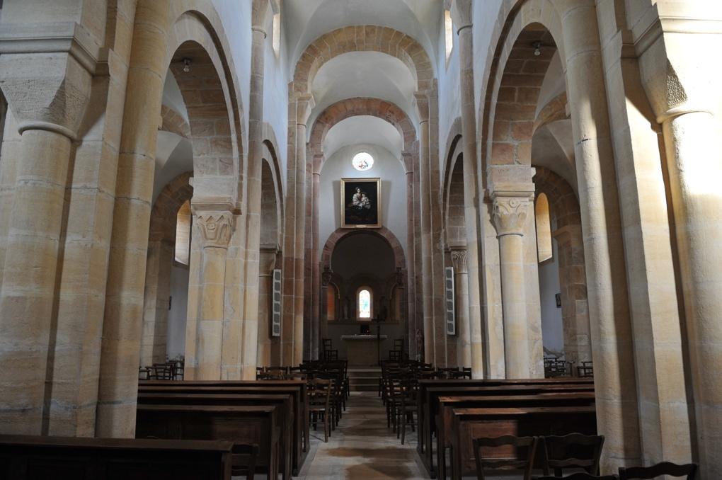 Saint-Vincent-Bragny - Eglise Saint-Martin (XIIe siècle)