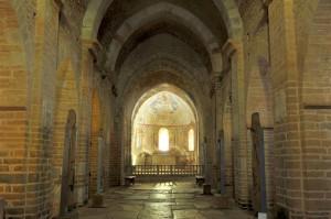 Martailly-lès-Brancion (71) - Eglise Saint-Pierre de Brancion (XIIe siècle)