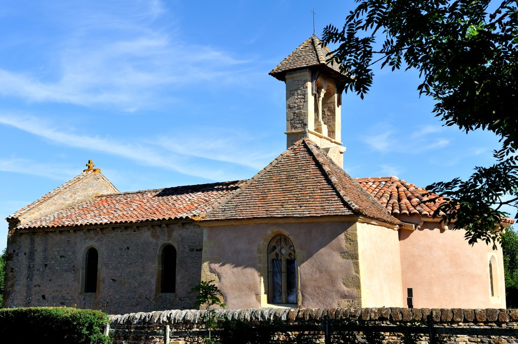 Saint-Martin-de-Lixy - Eglise Saint-Martin (2e quart du XIIe siècle)