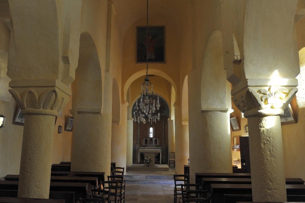 Saint-Vincent-des-Prés - Eglise Saint-Vincent (XIe siècle)