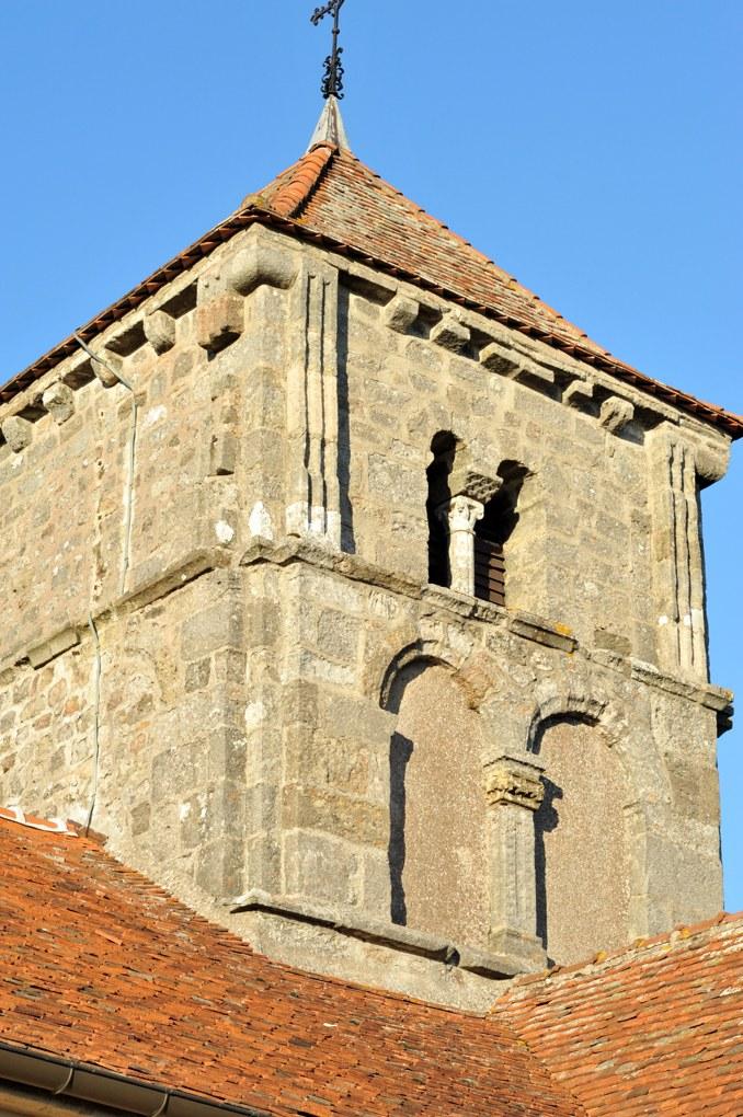 Suin - Eglise Notre-Dame-de-l'Assomption (XIIe siècle)