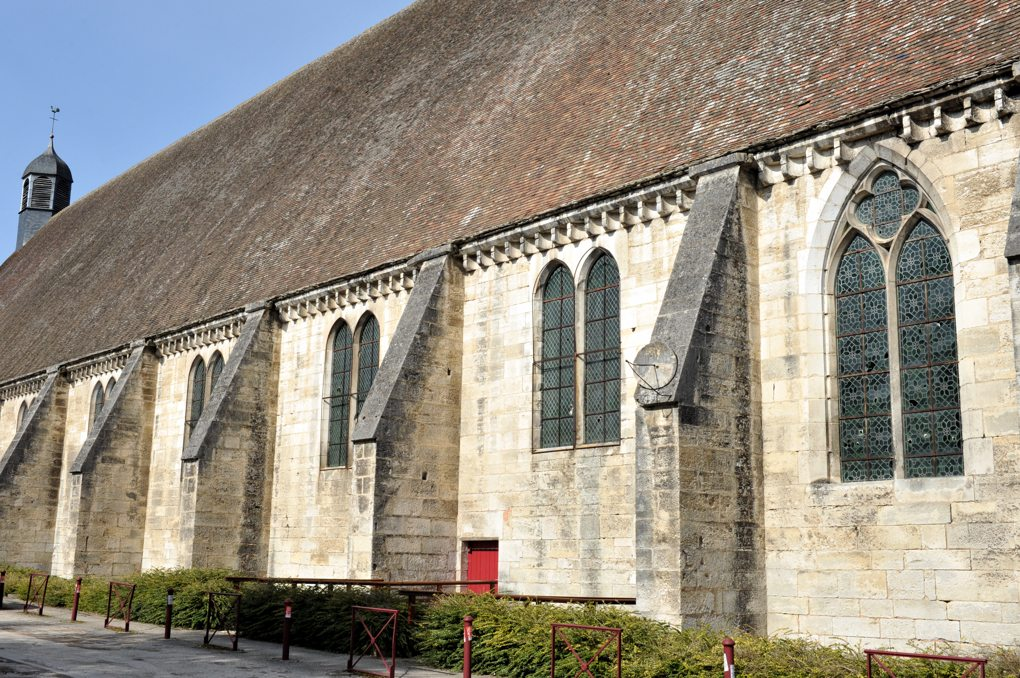 Tonnerre - Hôtel-Dieu Notre-Dame des Fontenilles (XIIIe siècle)