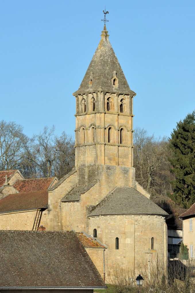 Vareilles - Eglise Saint-Martin (XIIe siècle)