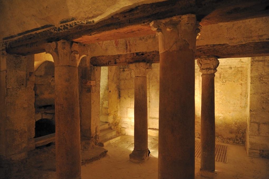 Auxerre - la confession (IXe siècle)
