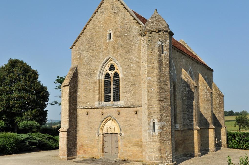 island - Chapelle templière du Saulce (XIIIe siècle)