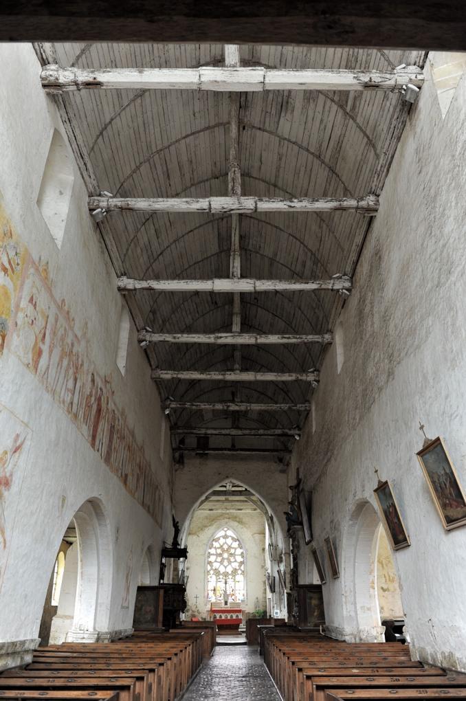 La Ferté-Loupière - Eglise Saint-Germain (XIIe-XVIe siècle